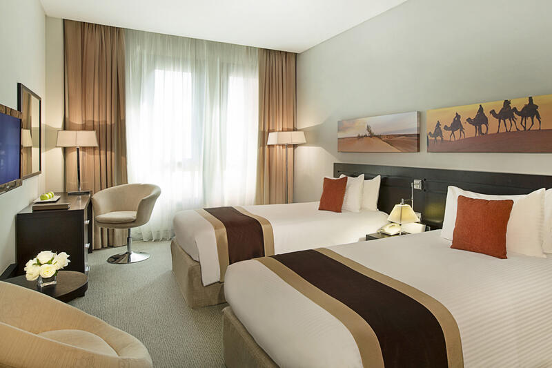 Superior Twin Room at City Seasons Muscat