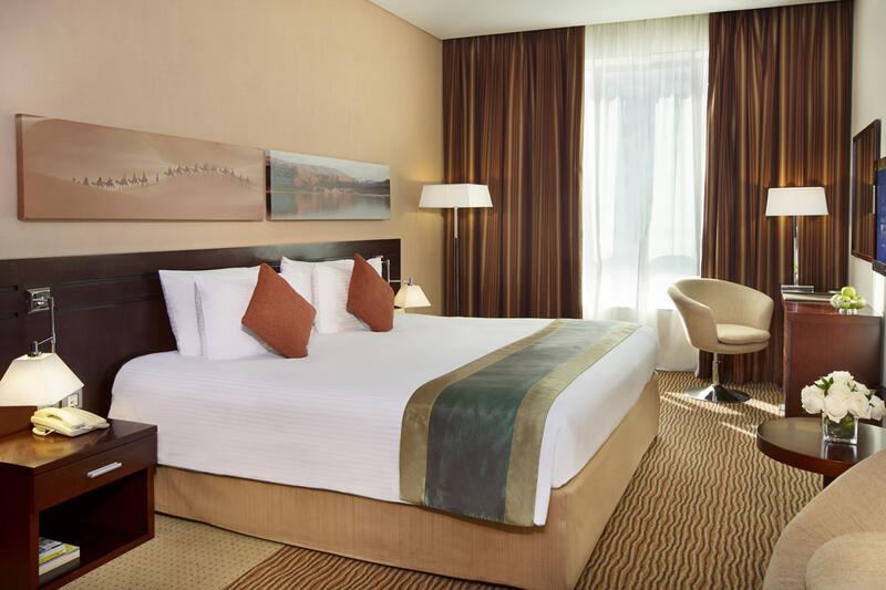 Superior Room at City Seasons Muscat