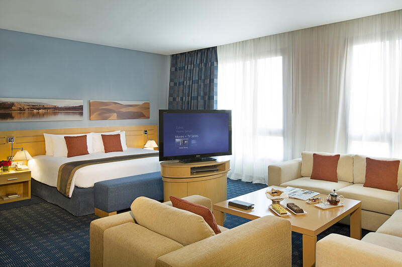 Junior Suite at City Seasons Muscat
