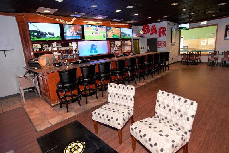 Flynnie's Bar Interior