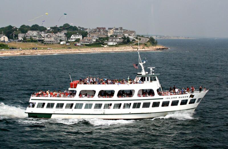 Island Queen Ferry Boat