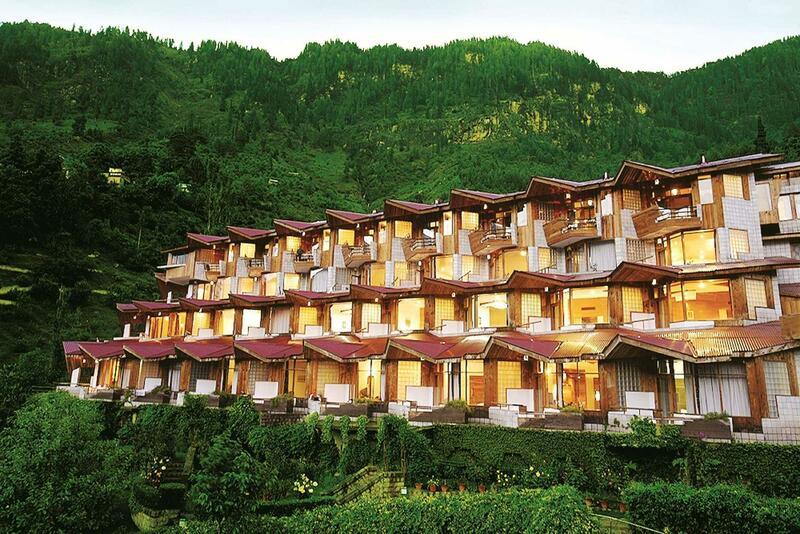 ManuAllaya Resort Spa Manali in Himachal Pradesh, India
