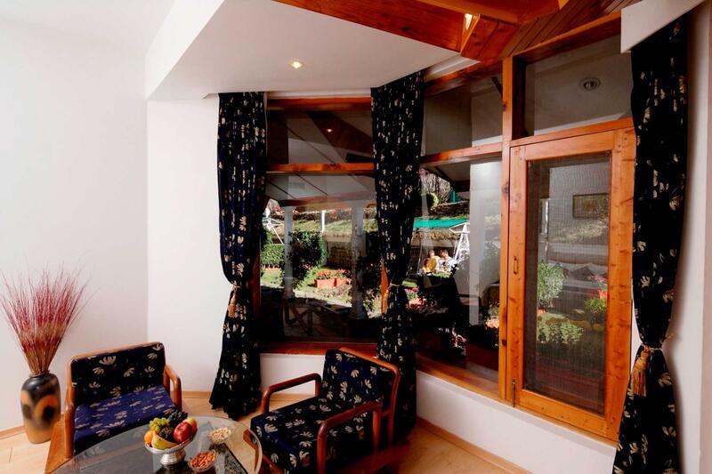 Garden Room at ManuAllaya Resort Spa Manali in Himachal Pradesh