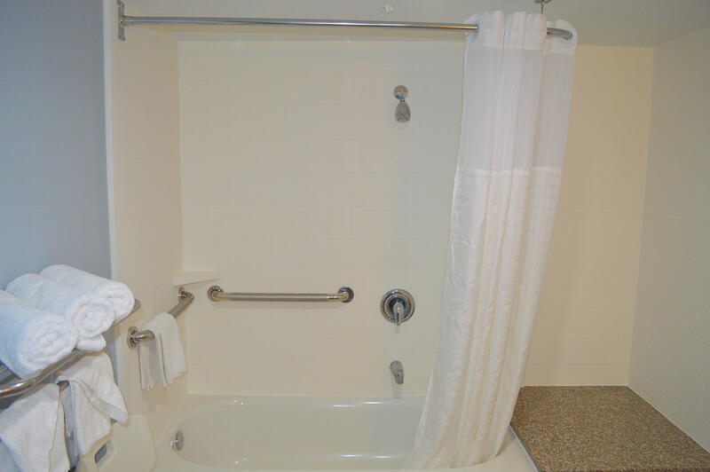 Accessible Shower/ Bath