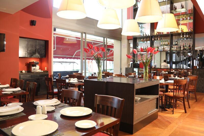 8 Restaurante Cité Room