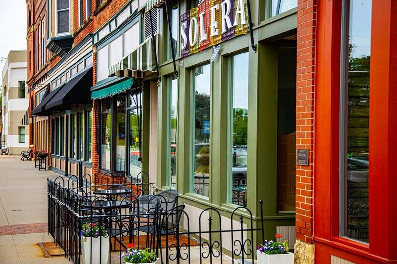 solera view from sidewalk