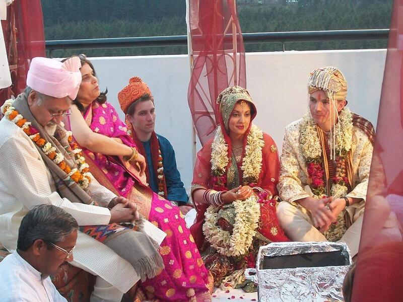 Wedding at ManuAllaya Resort Spa Manali in Himachal Pradesh