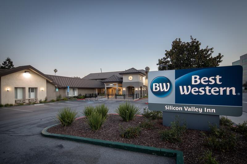 best western inn silicon valley