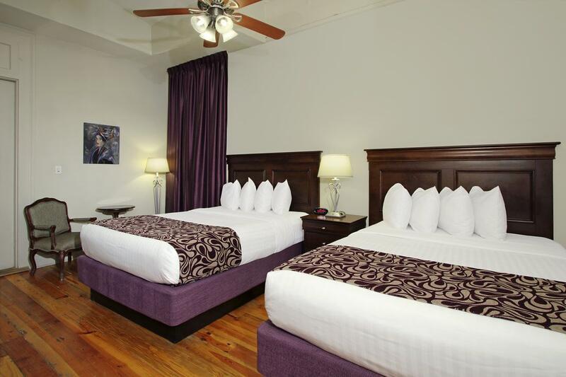 Inn on St. Ann 2 King Guest Room