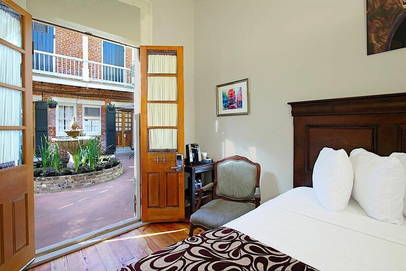 Marie Laveau Guest Room at Inn on St. Ann