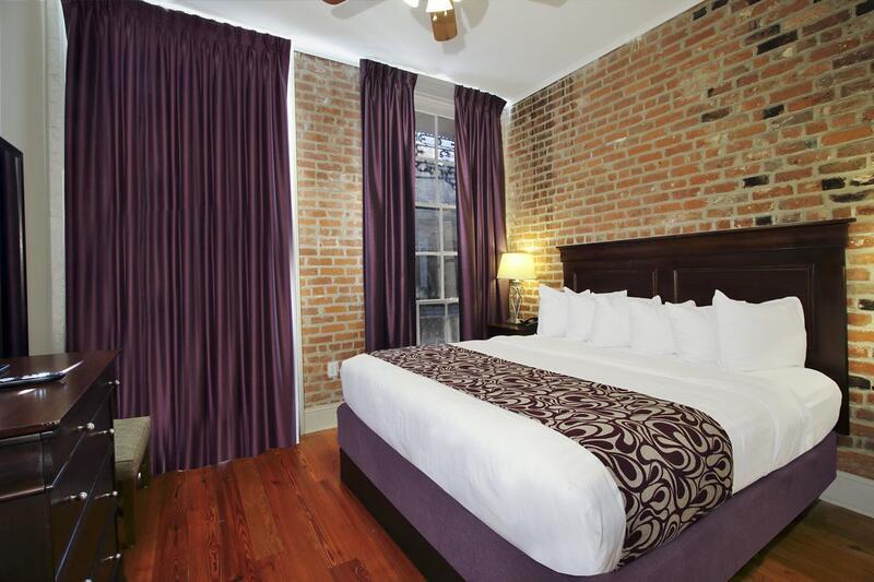 Inn on St. Peter 1 Bedroom King Suite