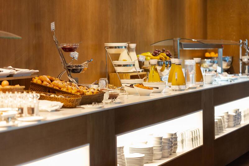 Aimia Hotel - Airecel Breakfast Buffet