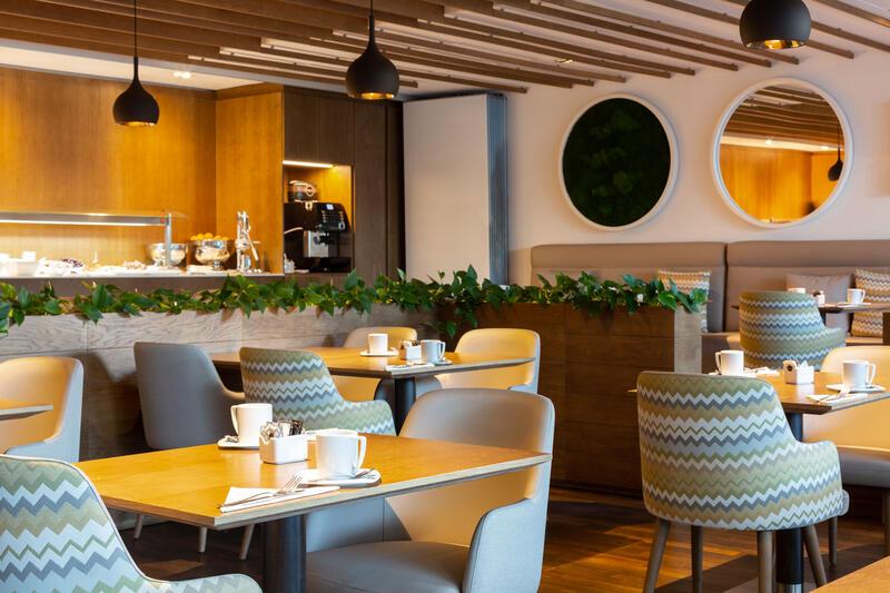 Aimia Hotel - Airecel Restaurant