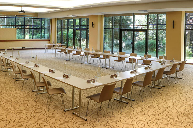 Meeting room at Domaine de Divonne Hotel in Divonne-les-Bains