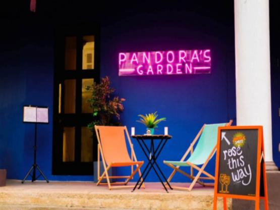Image of Pandora's Garden Neon Sign - Ann Siang House