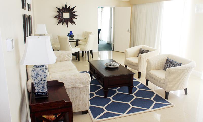 Princess Royal Living Room