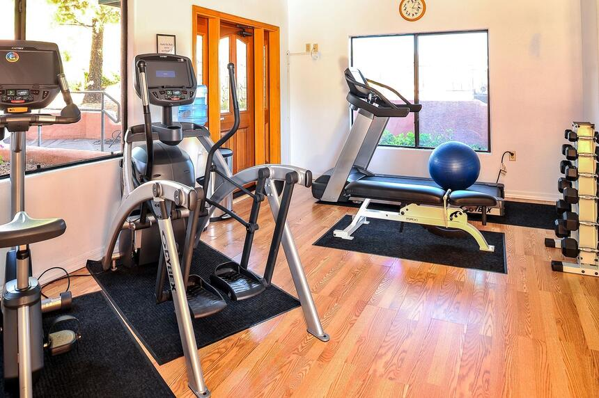 Bell Rock Inn Fitness Center