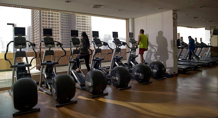 Cardio Gym Two Seasons Hotel