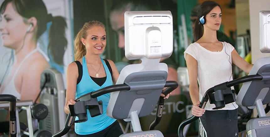 Cardio Fitness Two Seasons Hotel