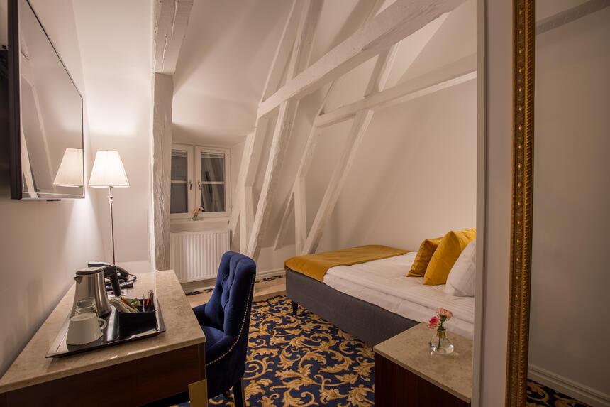 Single Room at Hotel Gamla Stan in Stockholm