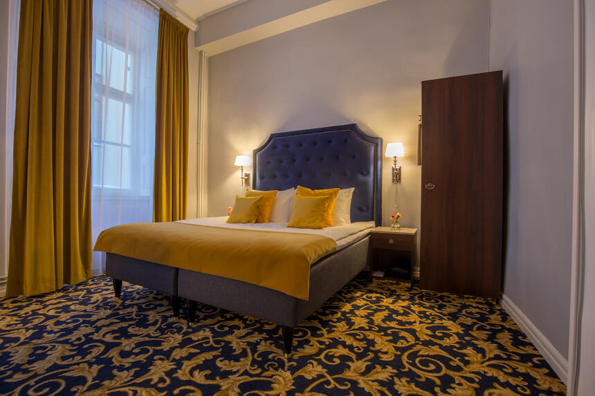 Accommodation at Hotel Gamla Stan in Stockholm