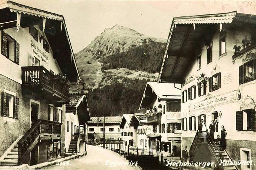 Gasthof Eggerwirt Hotel in Kitzbühel, Austria
