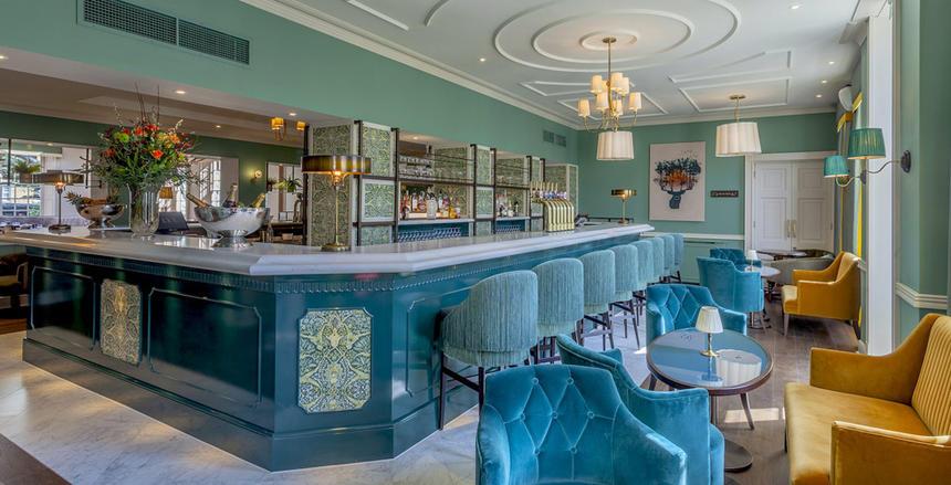 Bar at Richmond Hill Hotel