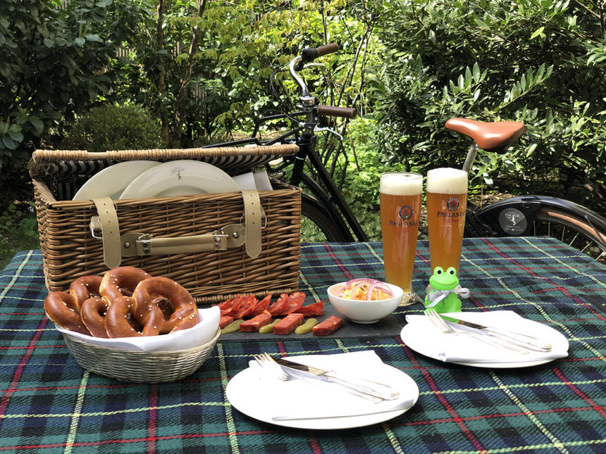 Picknick Package im Hotel München Palace