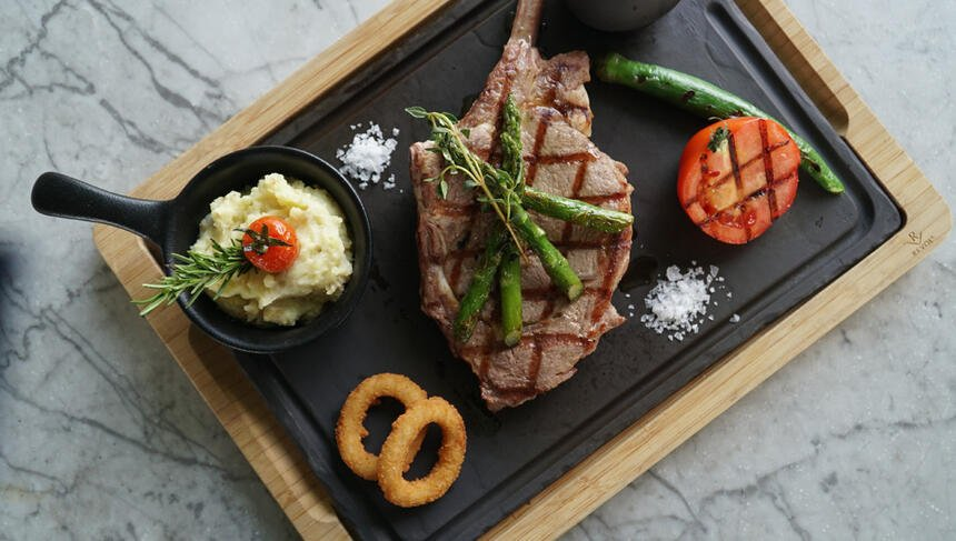 Menu at IZAKA Restaurant & Bar in Istanbul