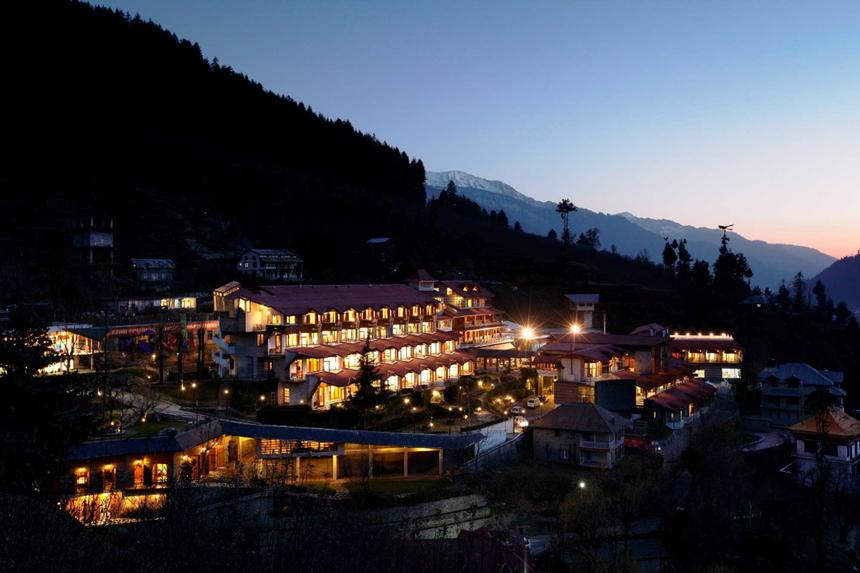 ManuAllaya Resort Spa Manali in Himachal Pradesh, India