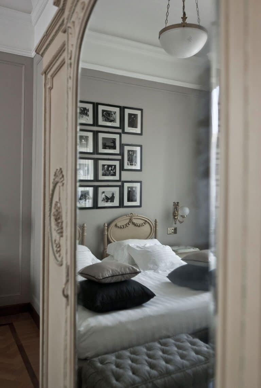 Room at Grand Hotel et de Milan