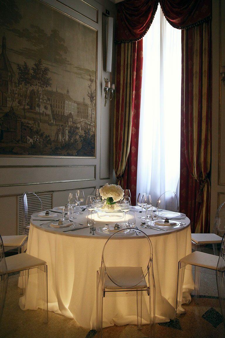 Wedding venue at Grand Hotel et de Milan