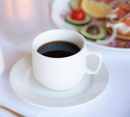 Coffee at the Plantation Inn, hawaii