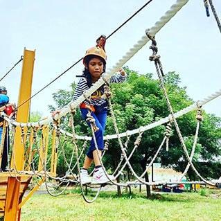 adventurous recreational park activities for kids