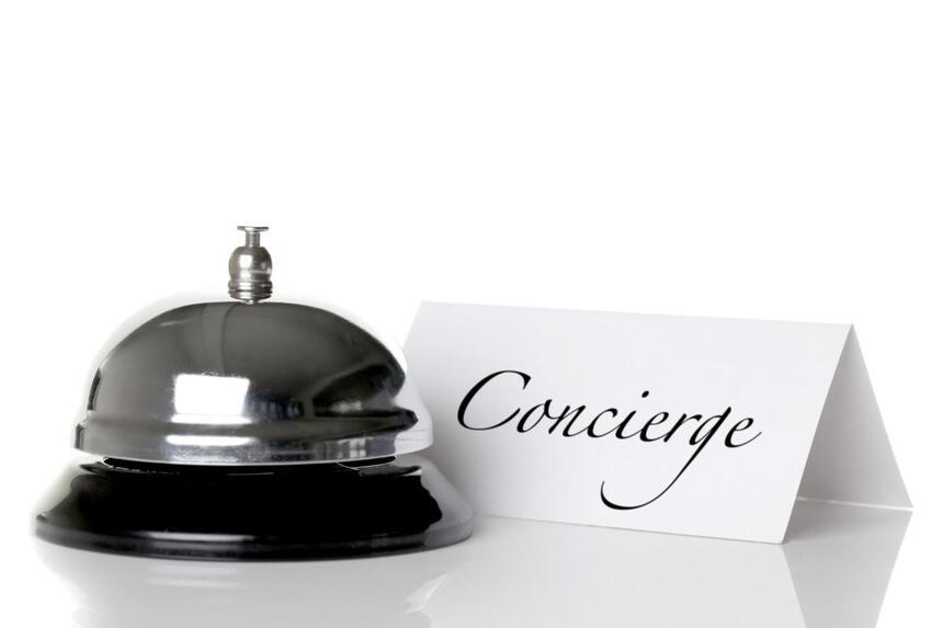 Concierge service at Hotel Arcadia Blue Istanbul