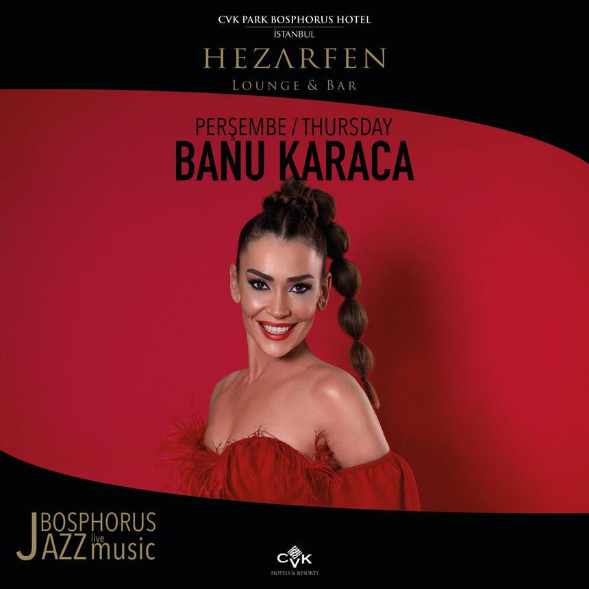 Banu Karaca event poster