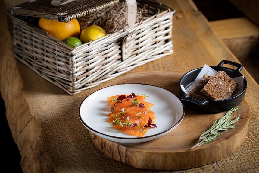 Scoff & Banter Salmon
