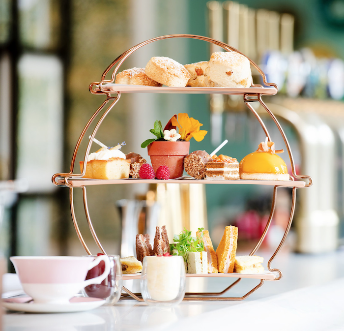 Autumn afternoon tea at 144 On The Hill in Richmond