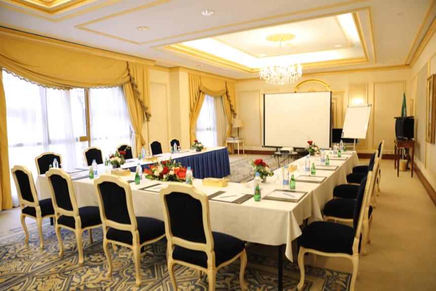 Meetings and Events at Dar Al Taqwa Madinah