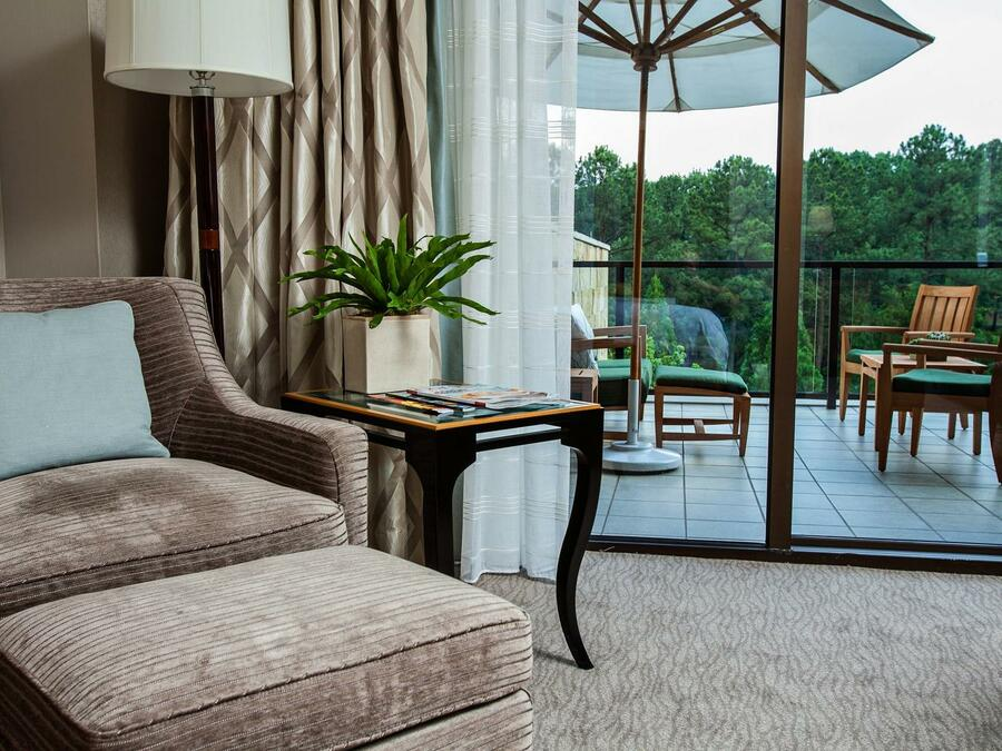 Room Balcony - Extended