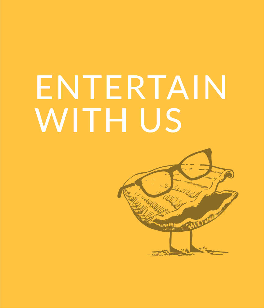 entertain with us slogan