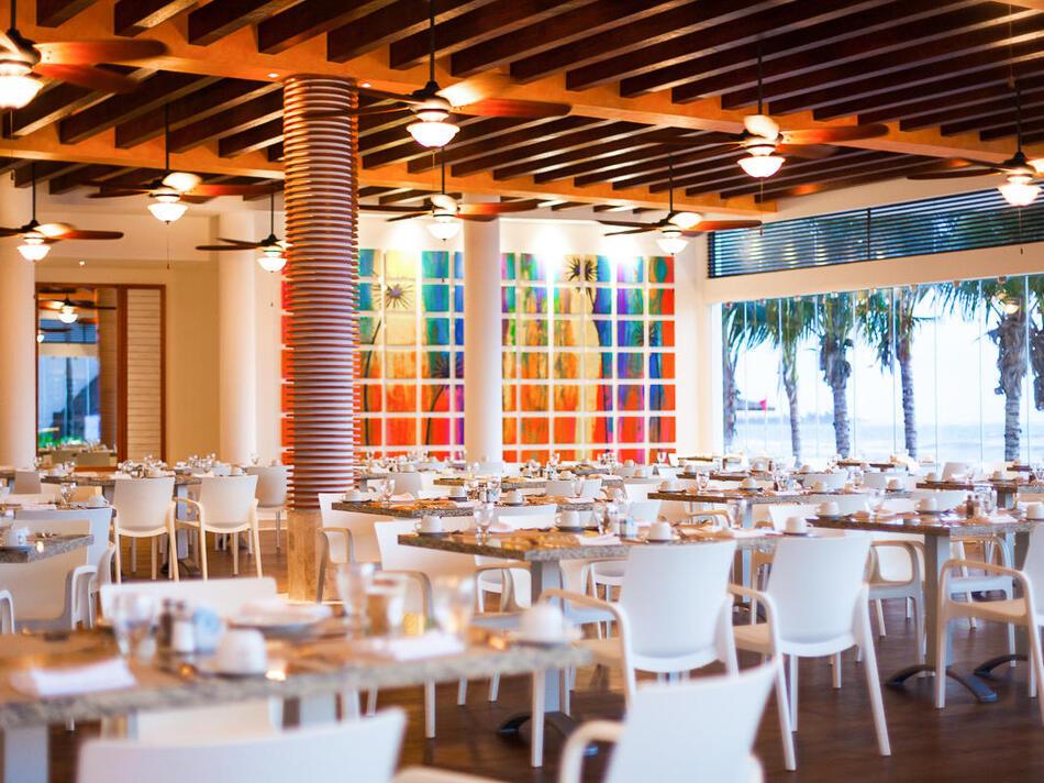Restaurants In Playa Del Carmen The Reef Resorts