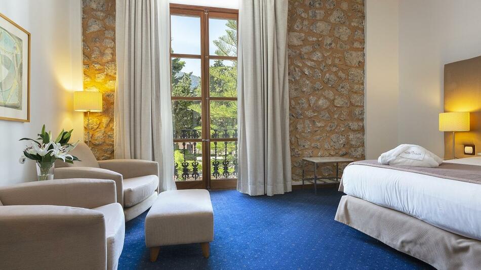 Deluxe Zimmer | Gran Hotel Soller