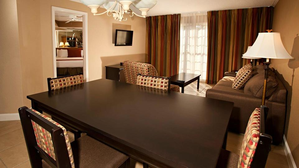 two bedroom suite  legacy vacation resorts kissimmeeorlando