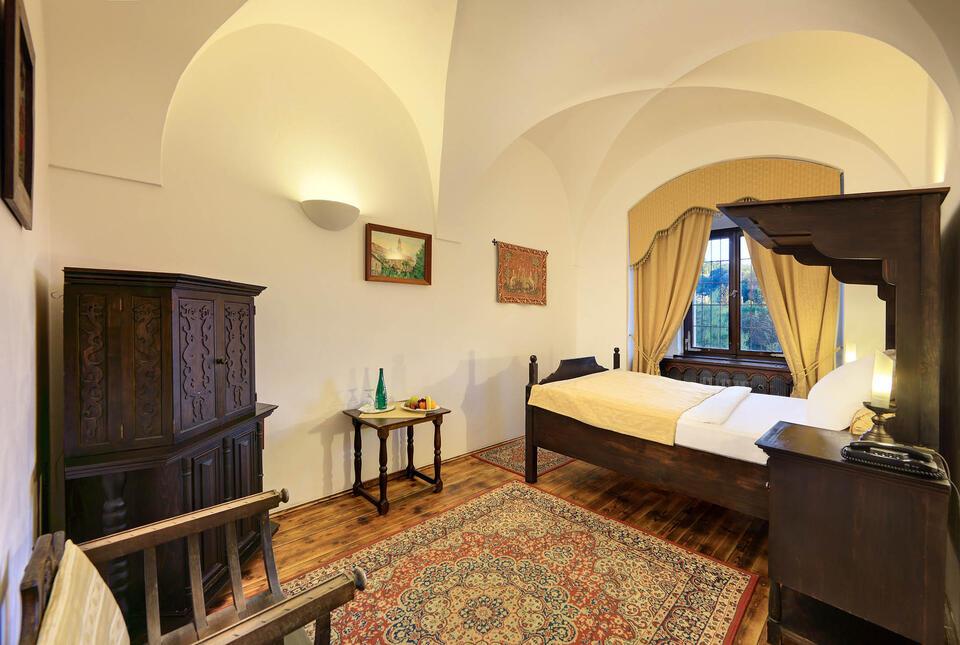 Comfort Room - Hotel Ruze, Český Krumlov, Czech Republic