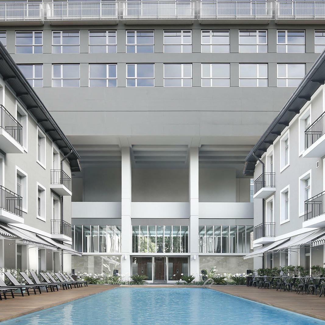 CH Madero Urbano Suites
