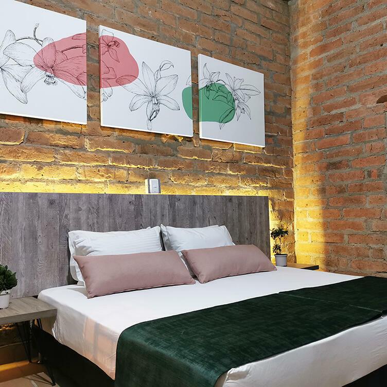 Vive Green Botánica Casa Hotel