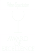 logo for winespector award of excellence