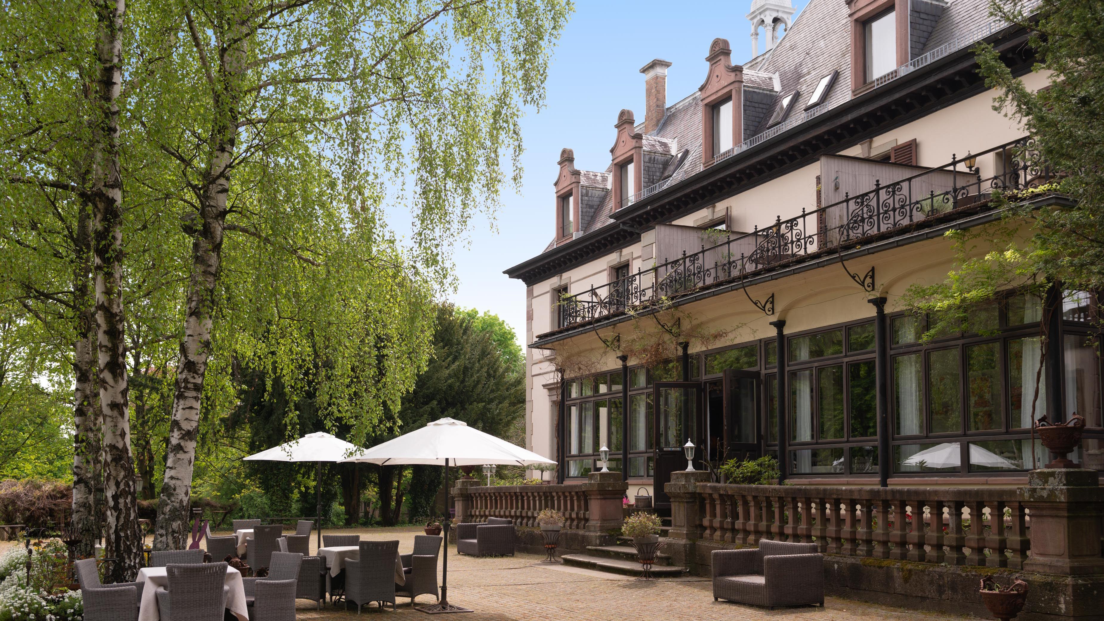 L'Hôtel Domaine de Beaupré The Originals Relais