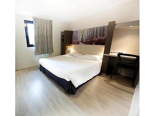 Single Room at The Originals City, Hôtel Clermont-Ferrand Sout Aubière